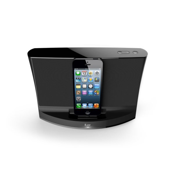 iPhone 6 Docking Station with Speakers