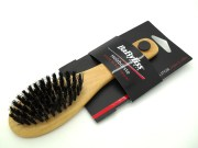 babyliss small natural wooden bristle