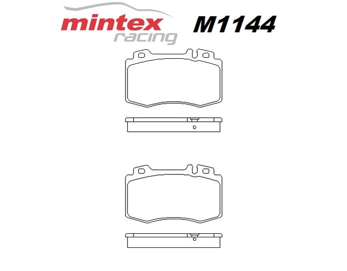 Mintex M1144 For Mercedes Benz SLK Class SLK350 3.5 R171