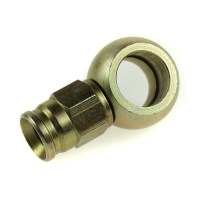 Motamec Brake Pipe Banjo Fitting 7/16x20 -04AN/JIC Hose ...