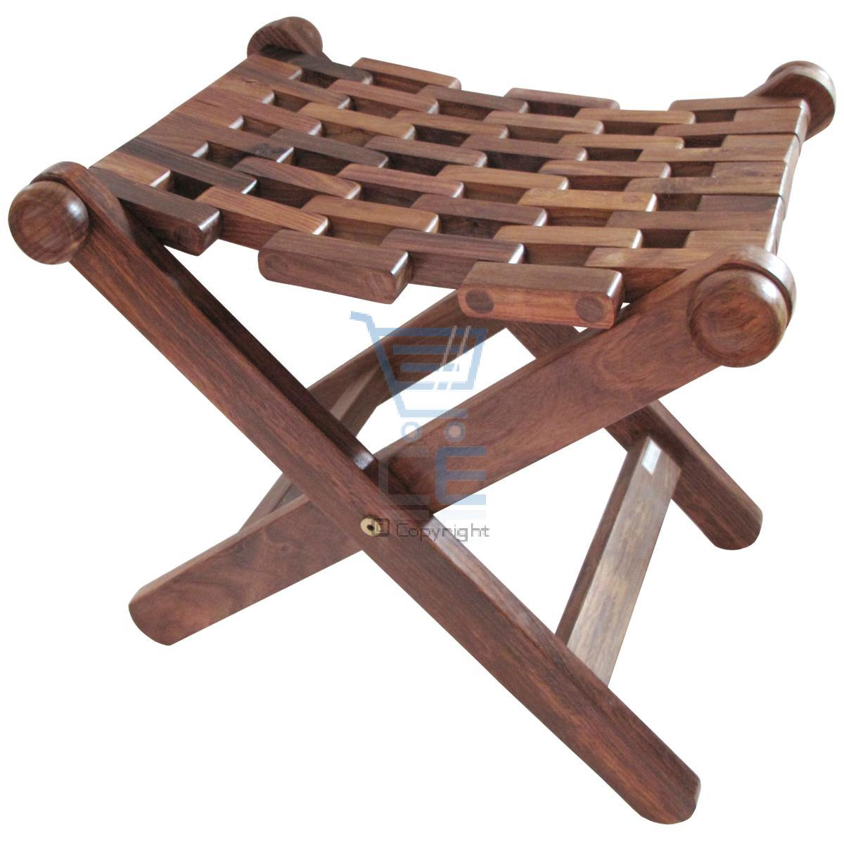 folding chair india poly resin rocking chairs wooden stool hand made mesh indian sheesham wood