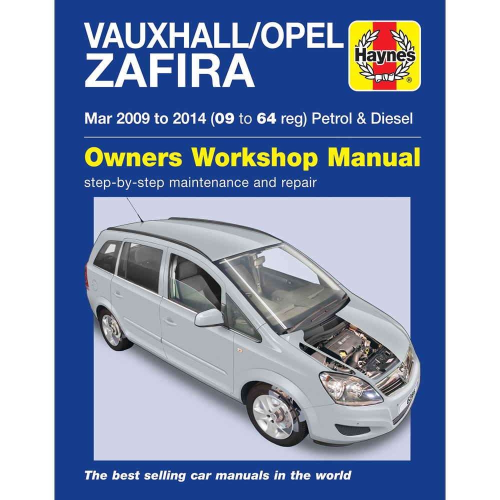 zafira a manual