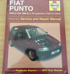 fiat punto 1994 to oct 1999 l to v reg petrol and diesel fiat 500 fiat uno [ 829 x 1000 Pixel ]