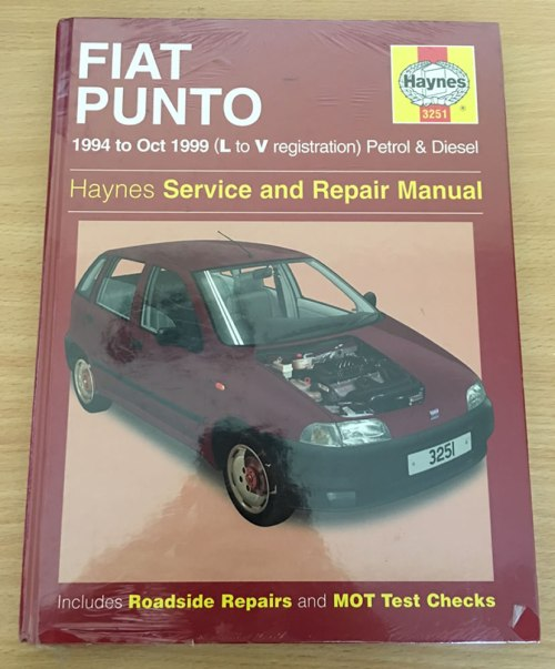 small resolution of fiat punto 1994 to oct 1999 l to v reg petrol and diesel fiat 500 fiat uno