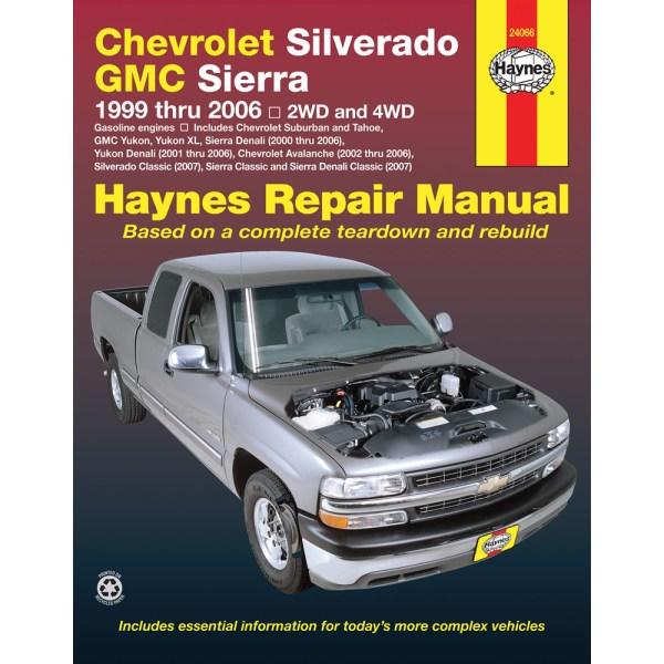 Gmc Yukon And Xl 2000-2006 Haynes Usa Workshop Manual