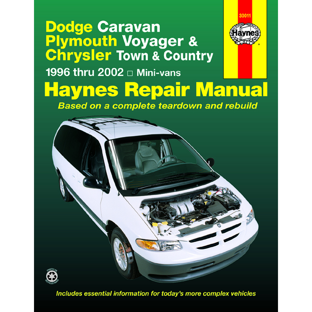 hight resolution of chrysler voyager and grand voyager 2000 2002 haynes usa workshop manual