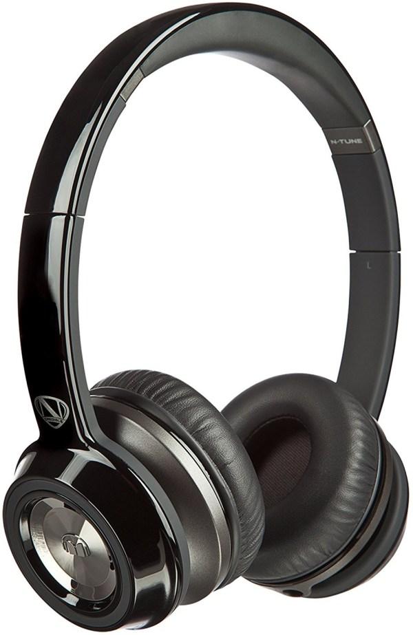 NCredible Headphones Packaging