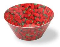 Splash - Strawberry - Photoprint Melamine - Bowls, Beakers ...
