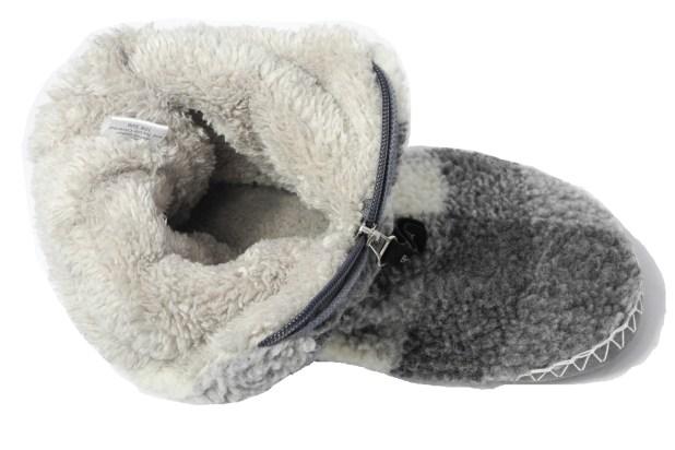 Bedroom Athletics Marilyn Fur Bootie Slippers