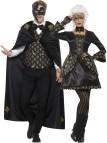 Adult Masquerade Ball Costumes