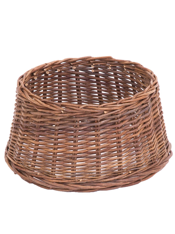 ebay uk christmas chair covers wedding bulk buy willow tree skirt xmas grey natural base cover