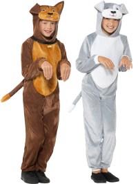 Child's Dog Costume | All Children | Fancy Dress Hub