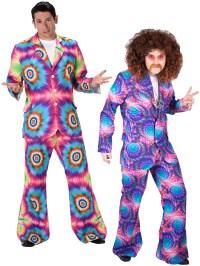 /Men's Tye Dye / Boho Suit Costume | All Mens | Fancy ...