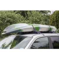 Odyssey Universal Padded Bars Soft Roof Rack Perfect for