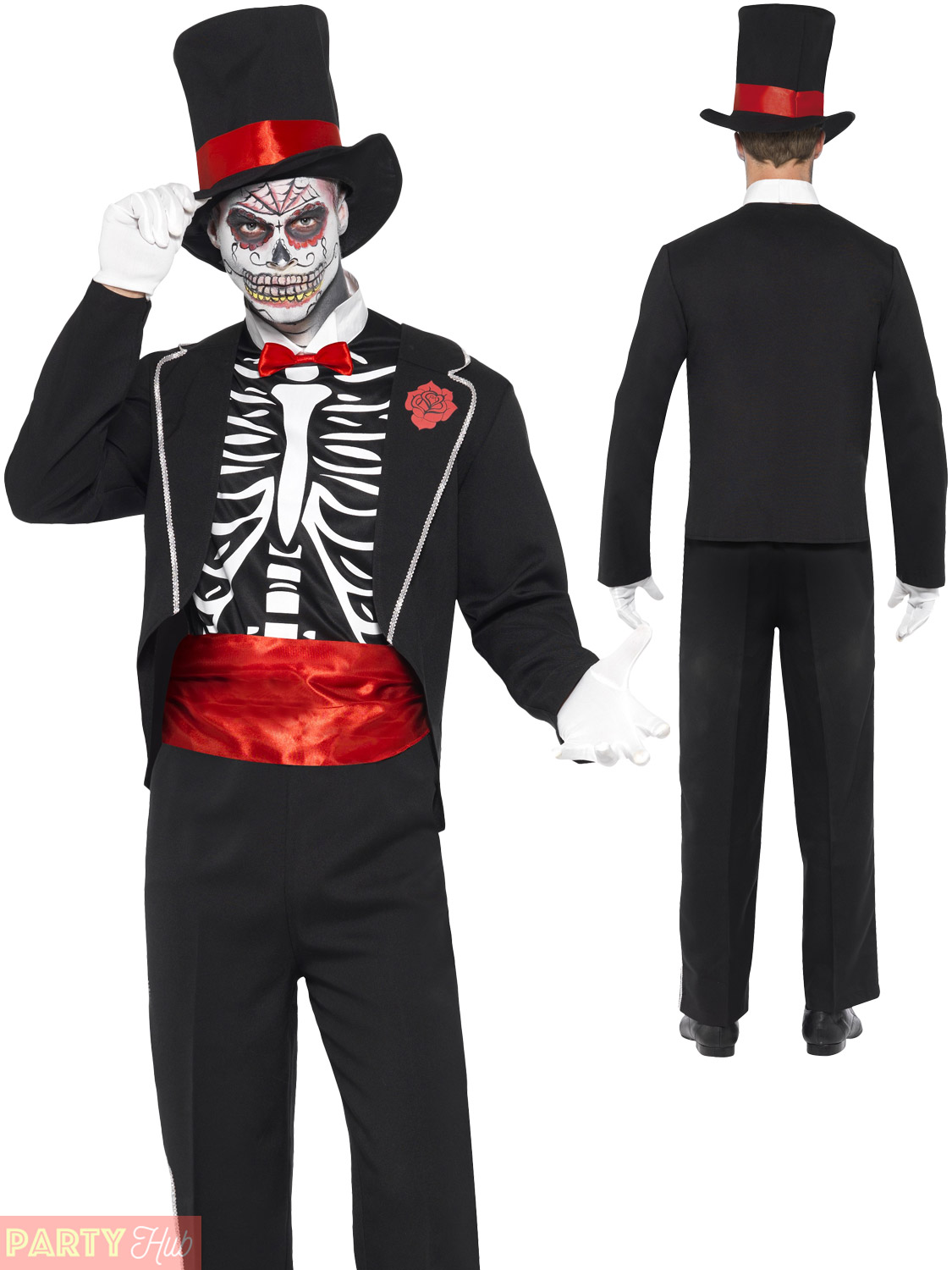 Mens Day Dead Halloween Costumes 2013