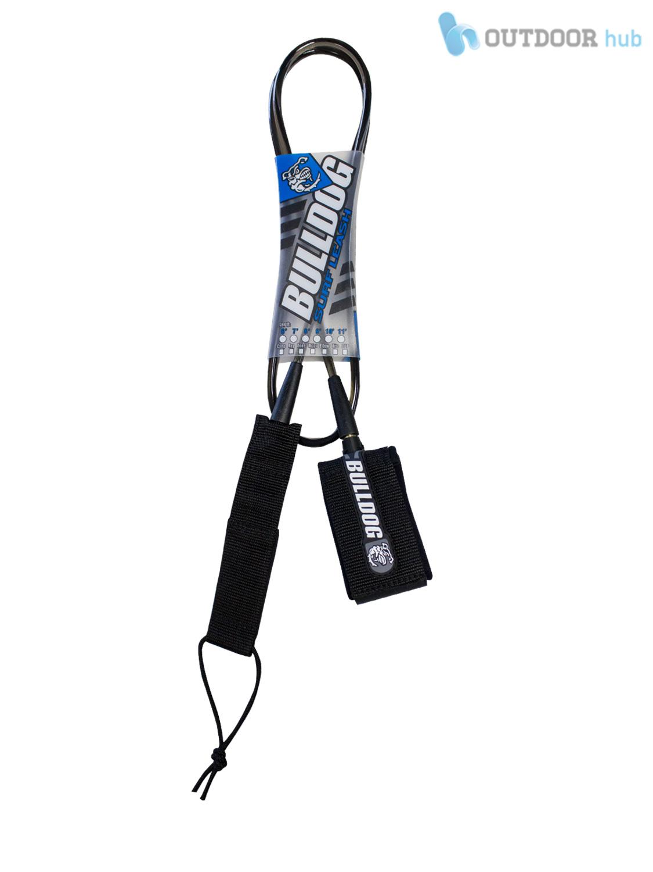 Bulldog Ankle Surf Leash 6ft 7ft 8ft Surfboard Longboard Accessory Leg Rope