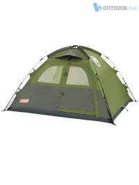 Coleman Instant Tent Dome 3 Man Person Pop up Quick Pitch ...