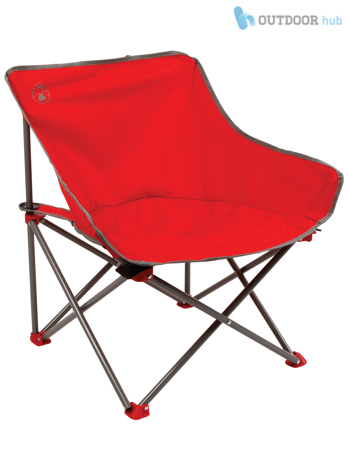 lightweight folding chairs hiking posture care chair reviews coleman bucket lowprofile