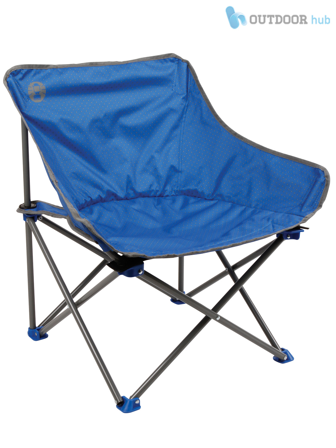 lightweight folding chairs hiking wheel chair rate coleman bucket lowprofile