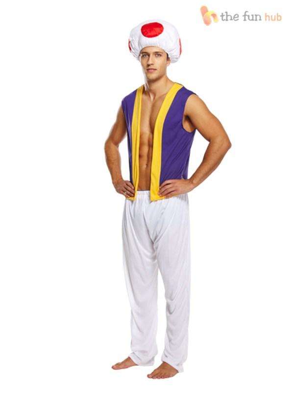 80s Fancy Dress Costumes Men