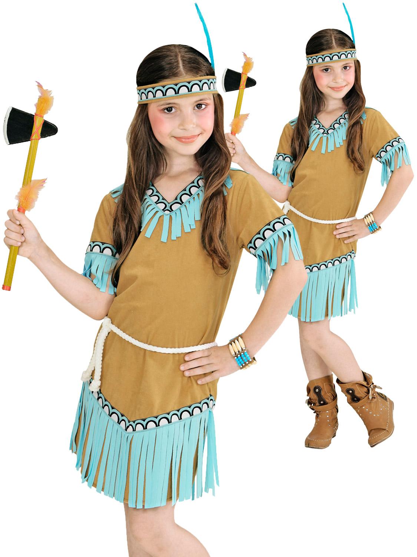 Girl S Native American Indian Costume