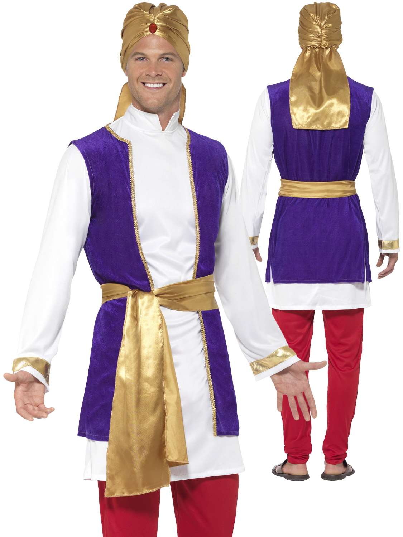 Mens Arabian Prince Costume All Mens Fancy Dress Hub
