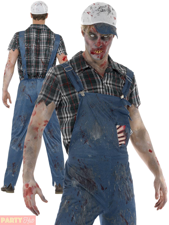 Hillbillies Men Costumes