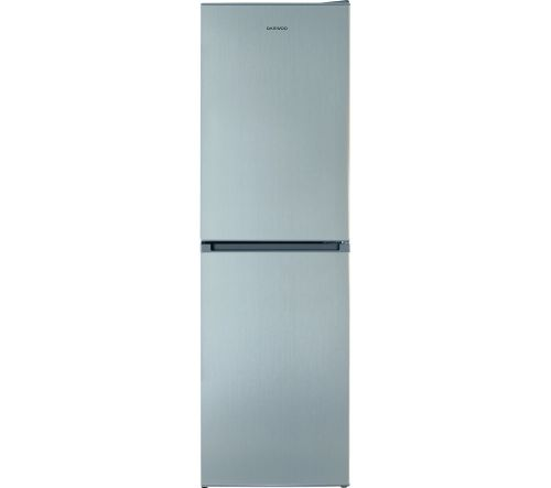 small resolution of daewoo dff470ss 50 fridge freezer silver