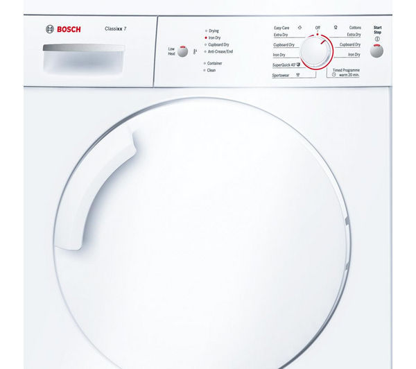 Mizuntitled: Bosch Classixx 7 Tumble Dryer No Power