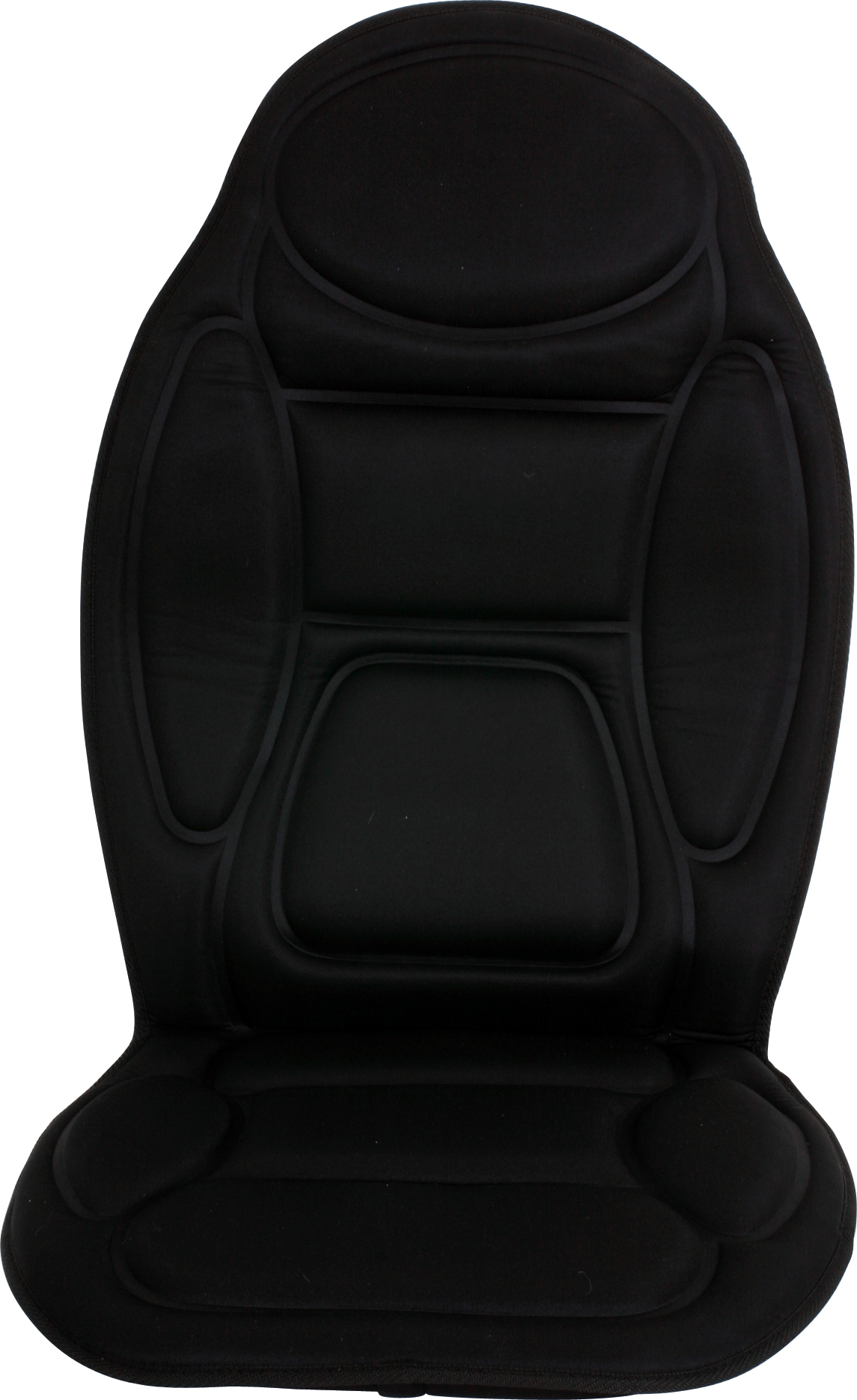 Massage Chair Cover Massaging Heated Vibrating Seat Cover Remote Car Office Ebay