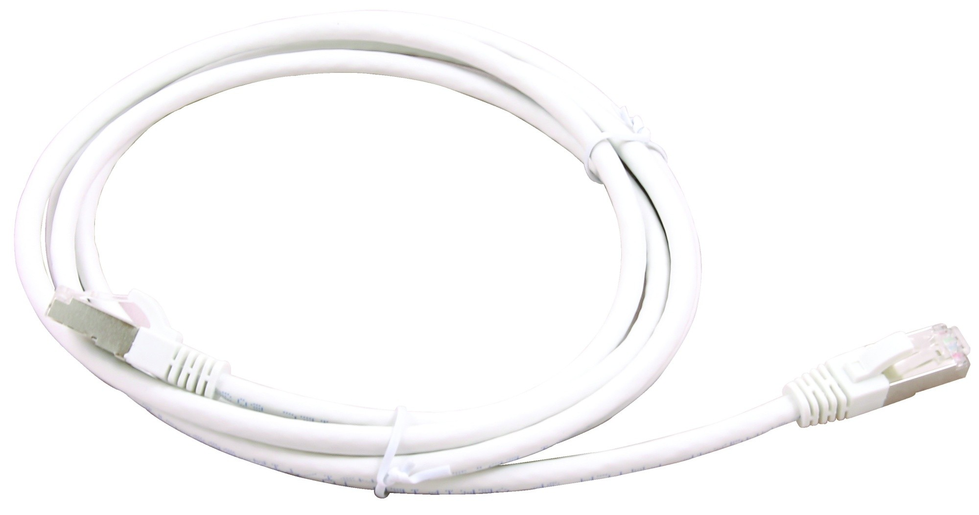 Connectix Network Patch Cable Cat 6A 1.5M In White