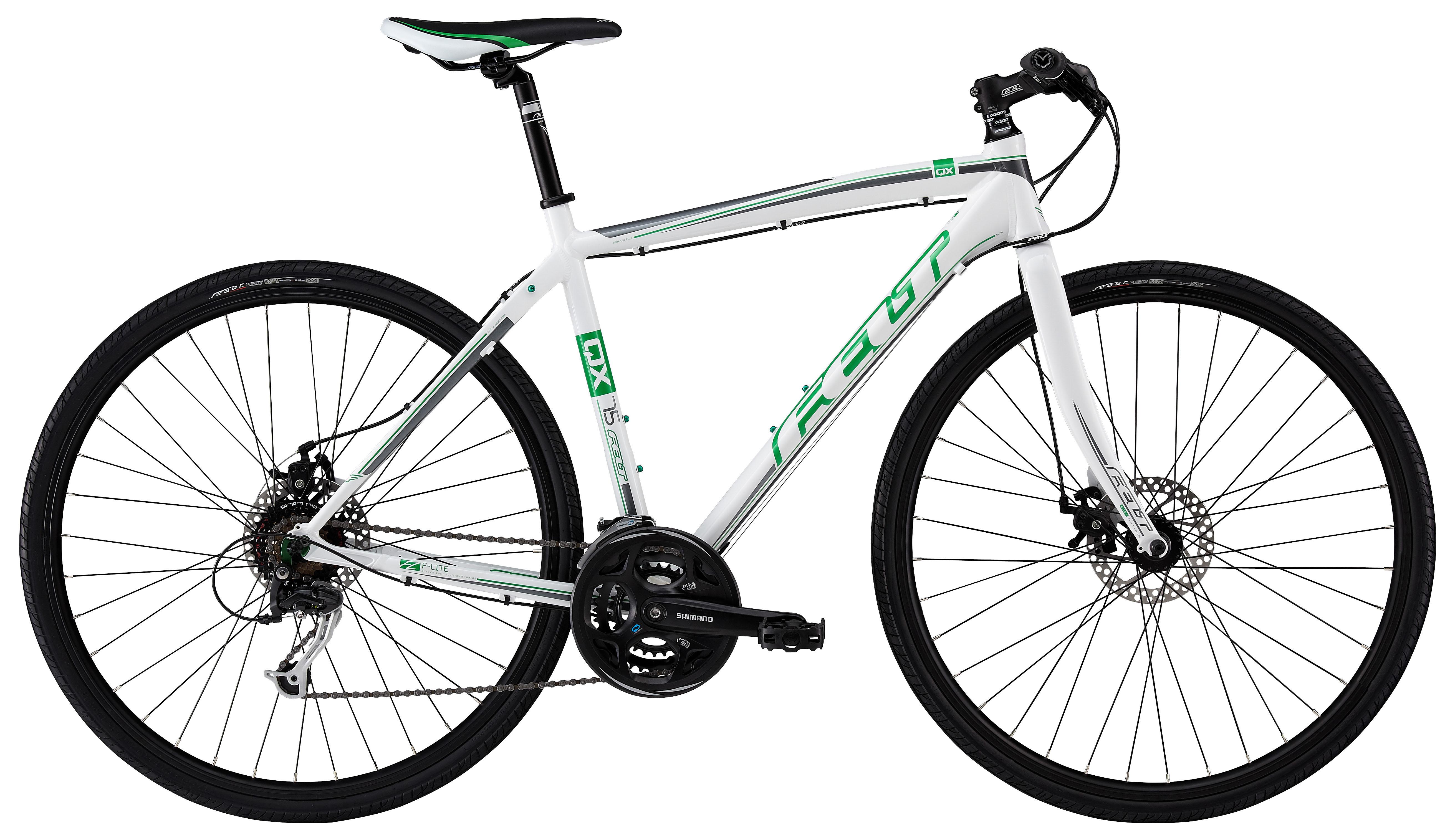 Suzuki Sports Bike White