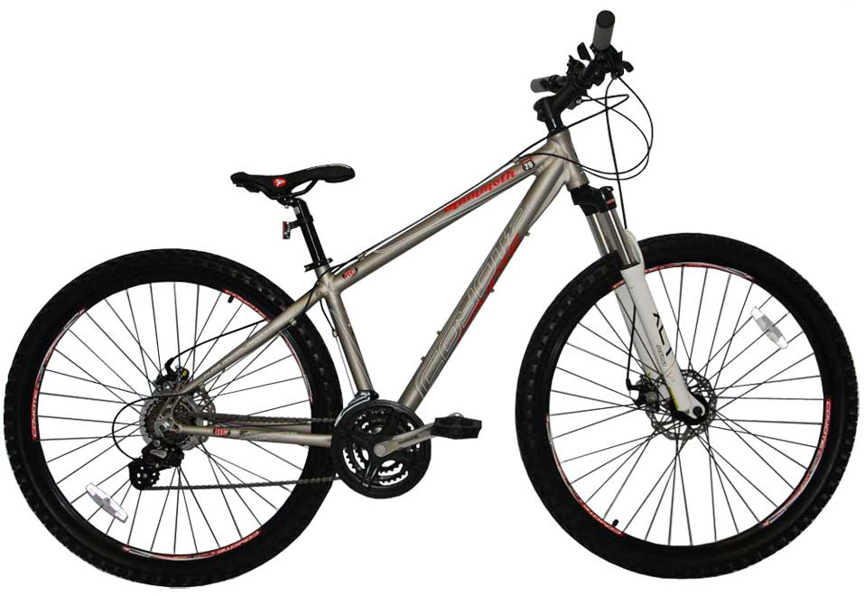 COYOTE MAMMOTH-29 GENTS 21 SPEED 29ER DUAL DISC HARDTAIL
