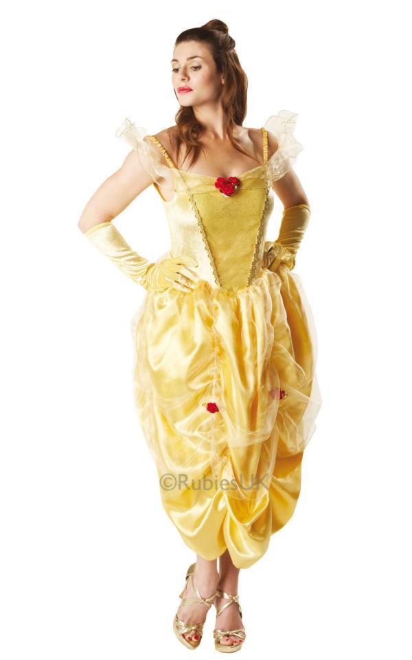 Beauty & Beast Sparkle Belle Costume Letter
