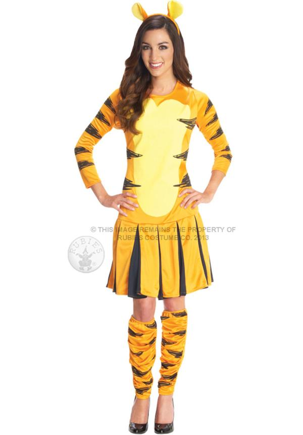 Disney Tigger Adult Costume