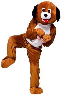 "Puppy Dog Mascot Costume | Letter ""D"" Costumes | Mega ..."