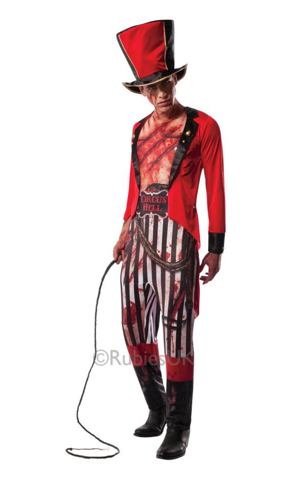 Lion Tamer Halloween Costume Mens Costumes