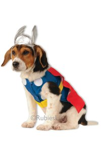 Thor Pet Dog Costume | Pet Costumes | Mega Fancy Dress