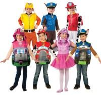 Paw Patrol Boys Girls Fancy Dress Dog Cartoon Todder Kids ...