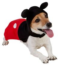 "Mickey Mouse Pet Dog Costume | Letter ""D"" Costumes 