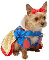 Snow White Pet Dog Costume   Pet Costumes   Mega Fancy Dress