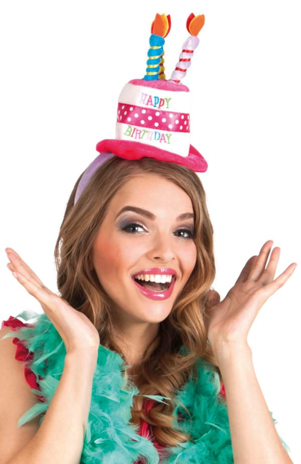 Happy Birthday Hats For Adults