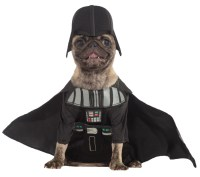 Darth Vader Pet Dog Costume | Star Wars Fancy Dress ...
