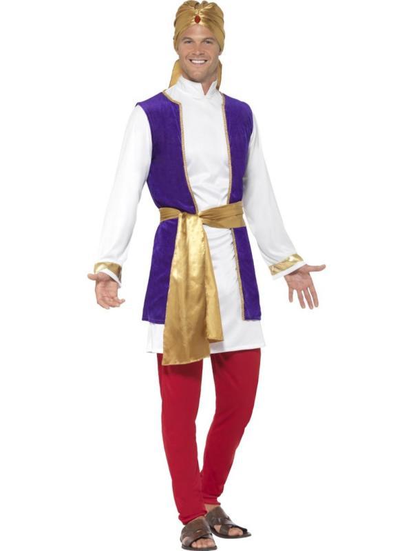 Arabian Prince Costume Tv Book And Film Costumes Mega