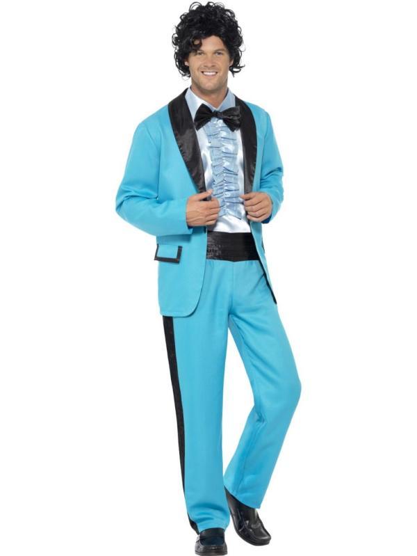 80' Prom King Mens Costume 80s Costumes Mega Fancy Dress
