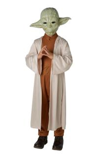 Kid's Yoda Costume | Star Wars Fancy Dress Costumes | Mega ...
