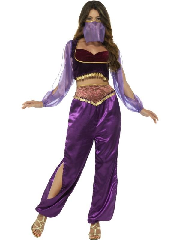 Arabian Princess Costume Ladies Costumes Mega