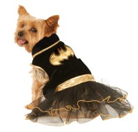 "Batgirl Pet Dog Costume | Letter ""B"" Costumes 