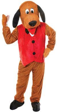 Big Head Dog Mascot Costume | All Ladies Costumes | Mega ...