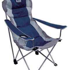 Blue Folding Chairs Wooden Childrens Table And Kmart Royal Adjustable Chair 120kg Capacity 3 Position